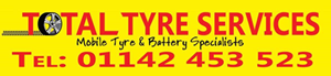 Total Tyres , 24/7 Mobile Tyre Fitting Sheffield